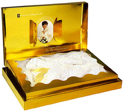 Wedding Gown Storage Boxes